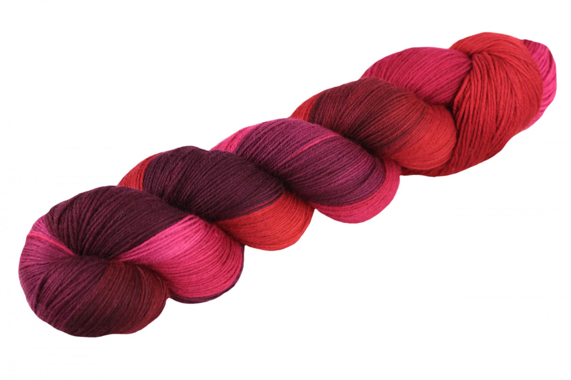 Pure 100% Wolle auf dem roten Teppich 352